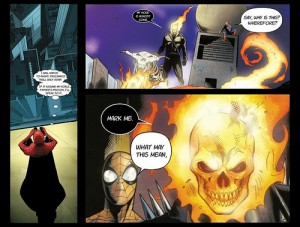 """From """"Hamlet Spider-Man,"""" which OF COURSE it exists."""