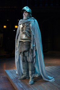 Kremer as the Ghost in the Utah Shakespeare Festival's 2006 Hamlet.