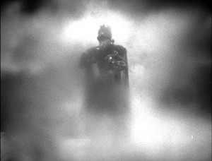 The Ghost in Olivier's 1948 film of Hamlet.